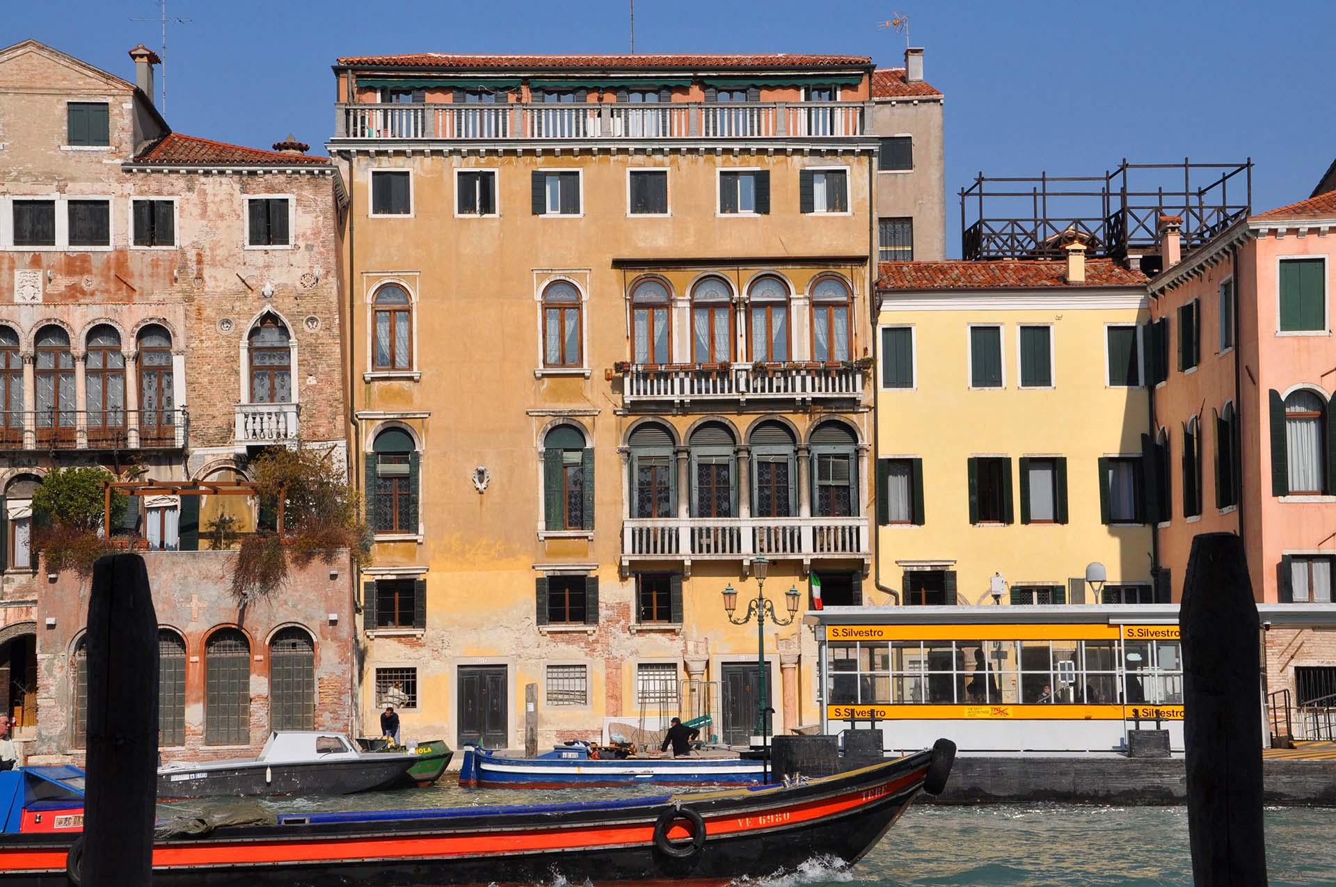 san polo 1116, venezia